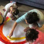 ¿Qué juegos podemos realizar con niños en casa?
