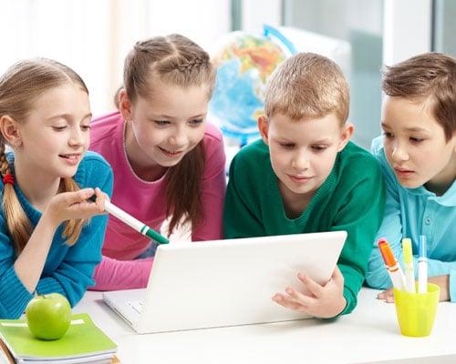 Colegio de educación primaria bilingüe