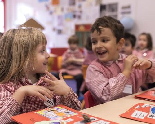Colegios infantiles en Zaragoza