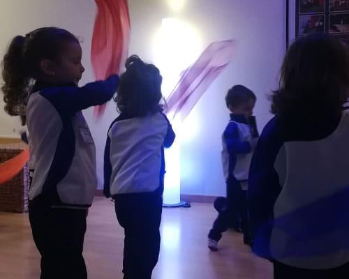 La Educación infantil Zaragoza