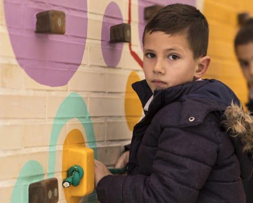 Educación infantil en Zaragoza