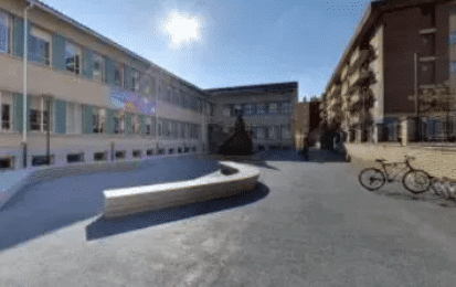 Colegio Sagrado Corazón de Jesús, Zaragoza