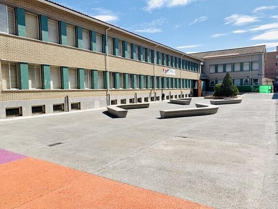 Colegio Sagrado Corazón de Jesús en Zaragoza
