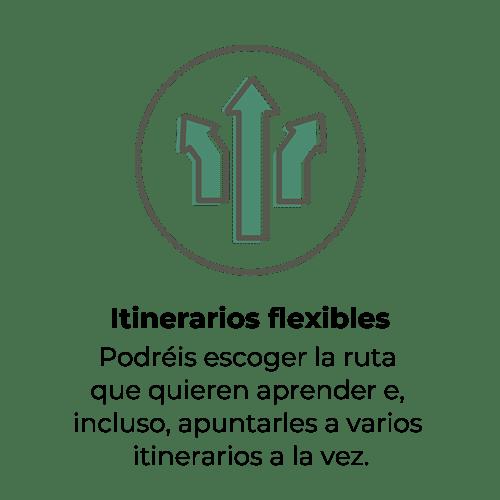 Actividades extraescolares flexibles